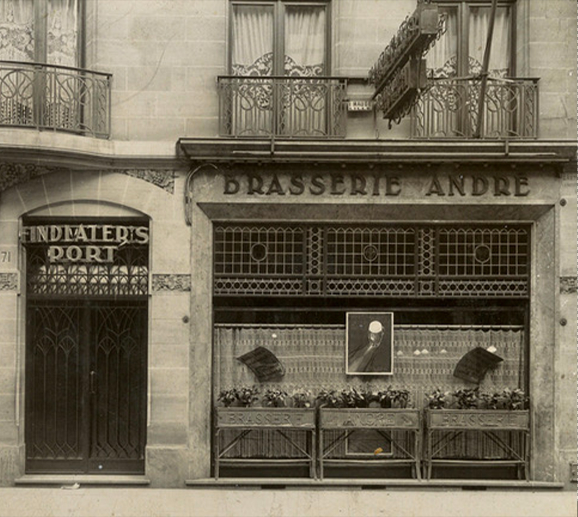 Brasserie André Lille